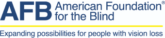 American Foundation for the Blind - logo