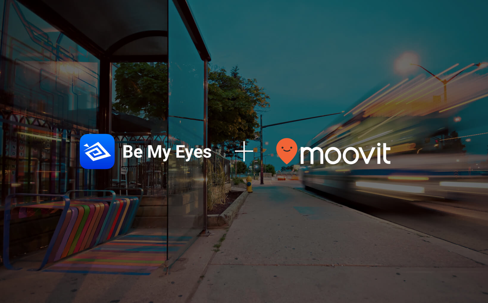 Moovit is the world's largest transit data and analytics company and the #1 transit app worldwide.