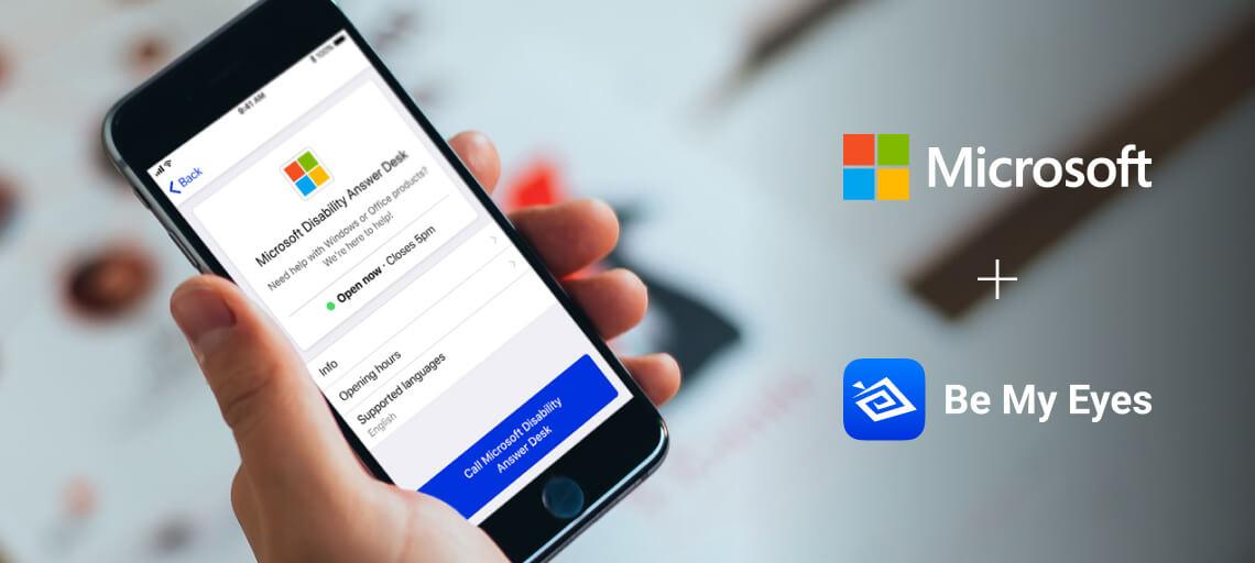 Specialized Help - Microsoft profile