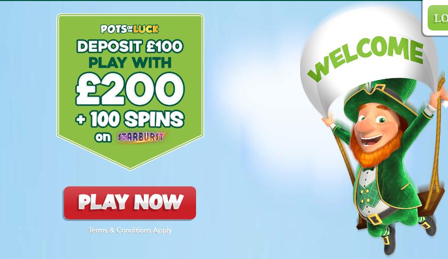 Potsofluck Casino tarjoaa upeita etuja pelaajilleen