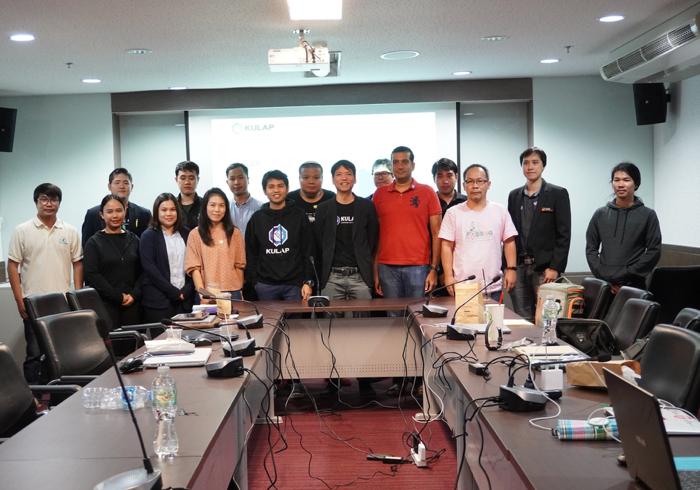 FOSS4G Thailand 2019 at CU
