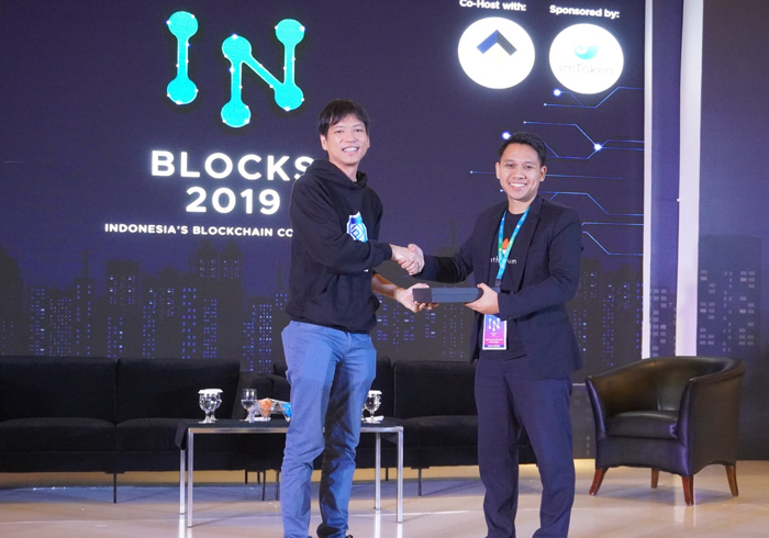 IN BLOCKS2019 - Indonesia Blockchain Conference