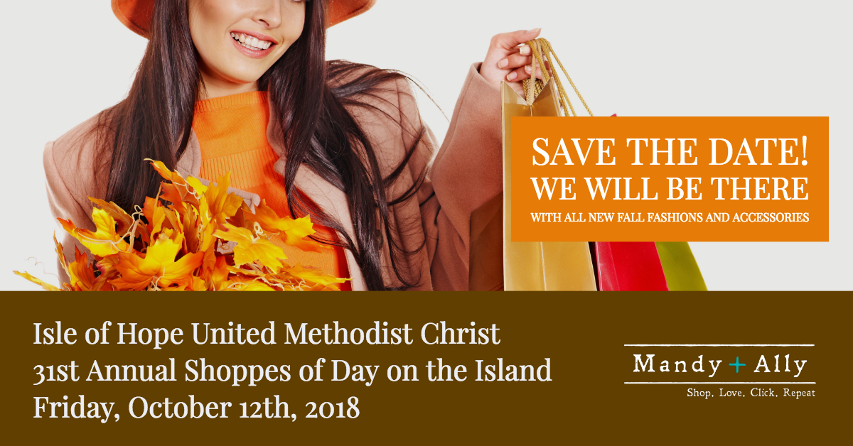 Isle of Hope United Methodist Church 31st Day on the Island