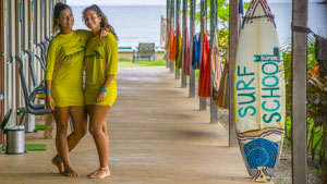 family surf vacations