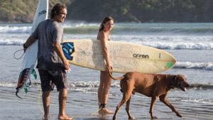 panama surf trip