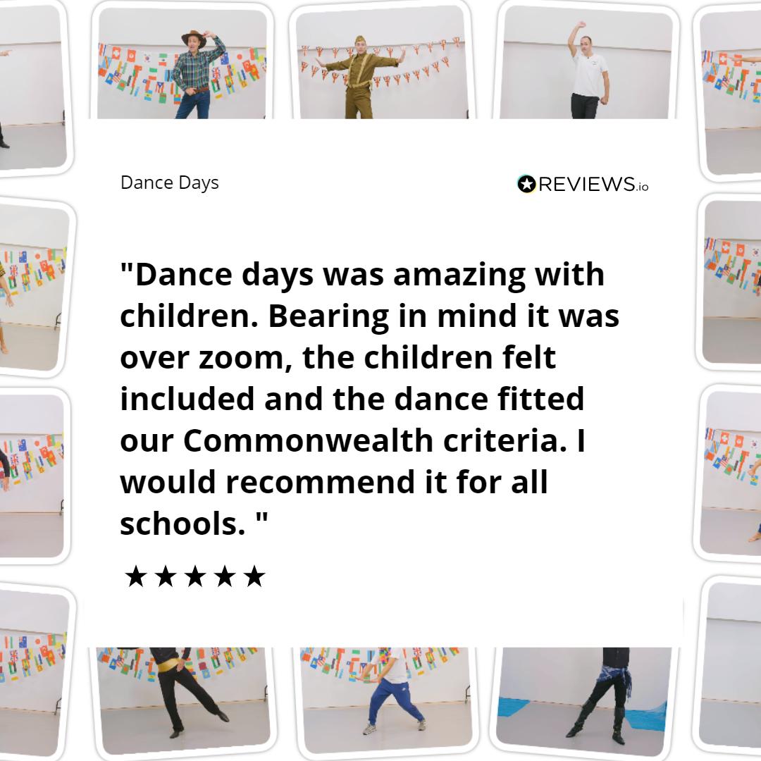 Zoom Dance Workshop
