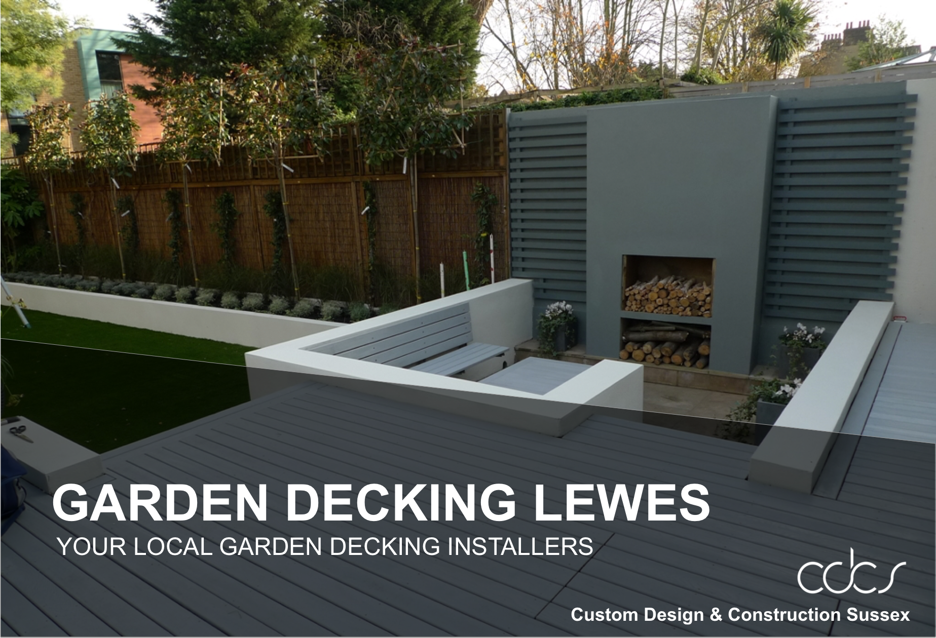Garden Decking Lewes Create That Extra Space