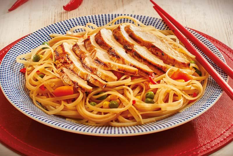 Chicken Thai Noodles