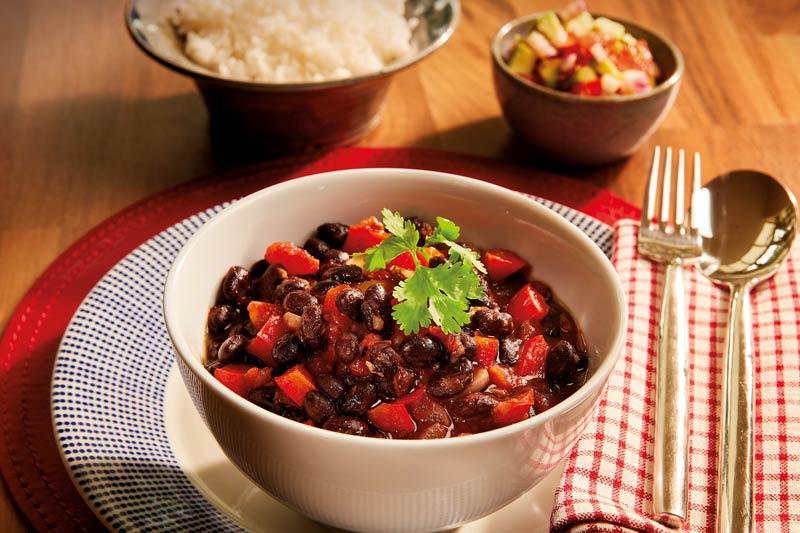 Mexican Bean Chili