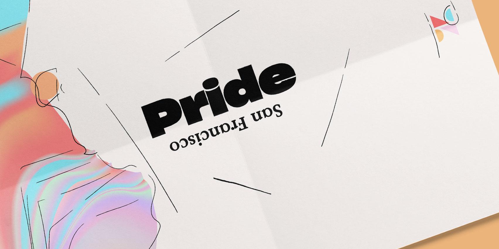 Pride presence.