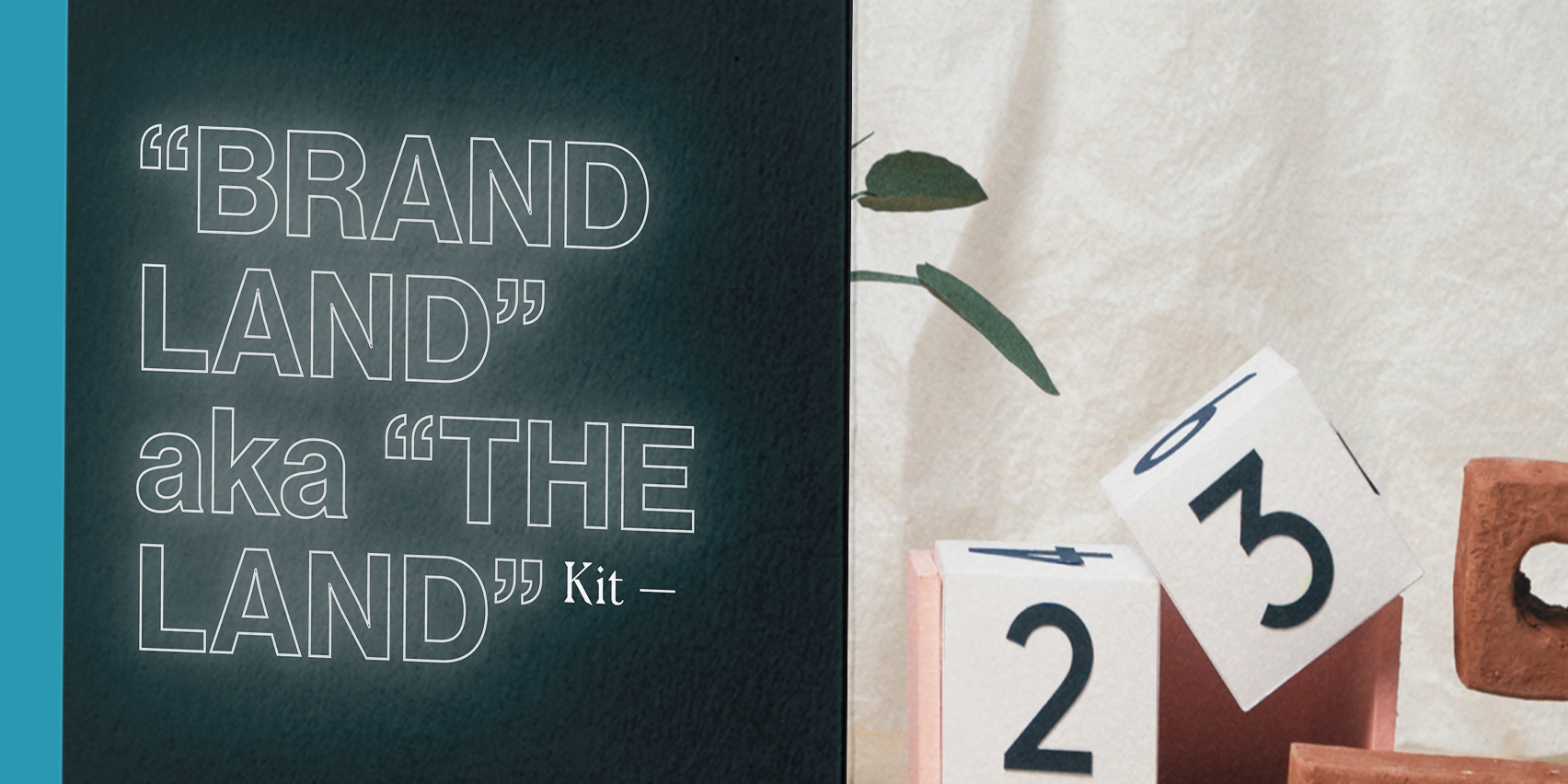Brandland kit.