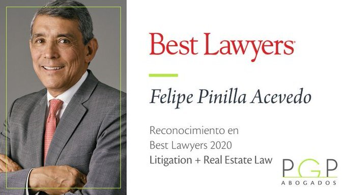 Best Lawyers 2020 Litigation and Real Estate Law