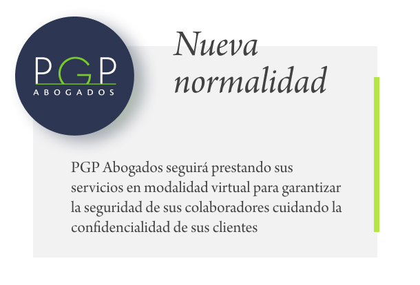Nueva normalidad PGP