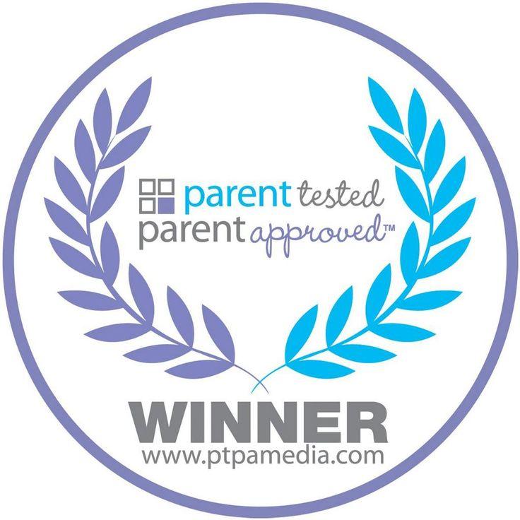 Parent Tested Parent Approved Winner Logo