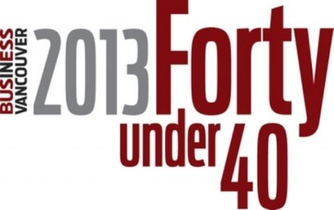 2013 Forty under 40 Icon