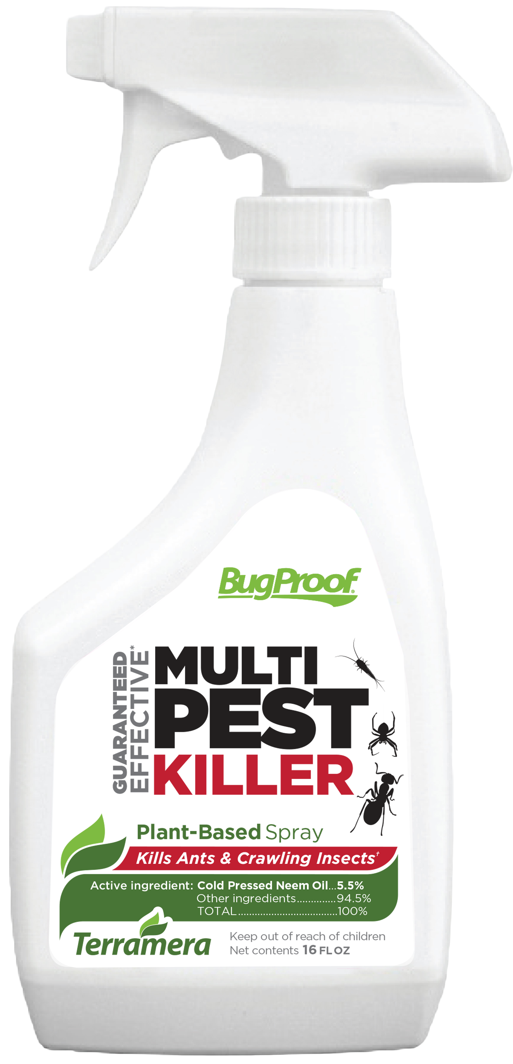 Multipest Killer Spray Logo