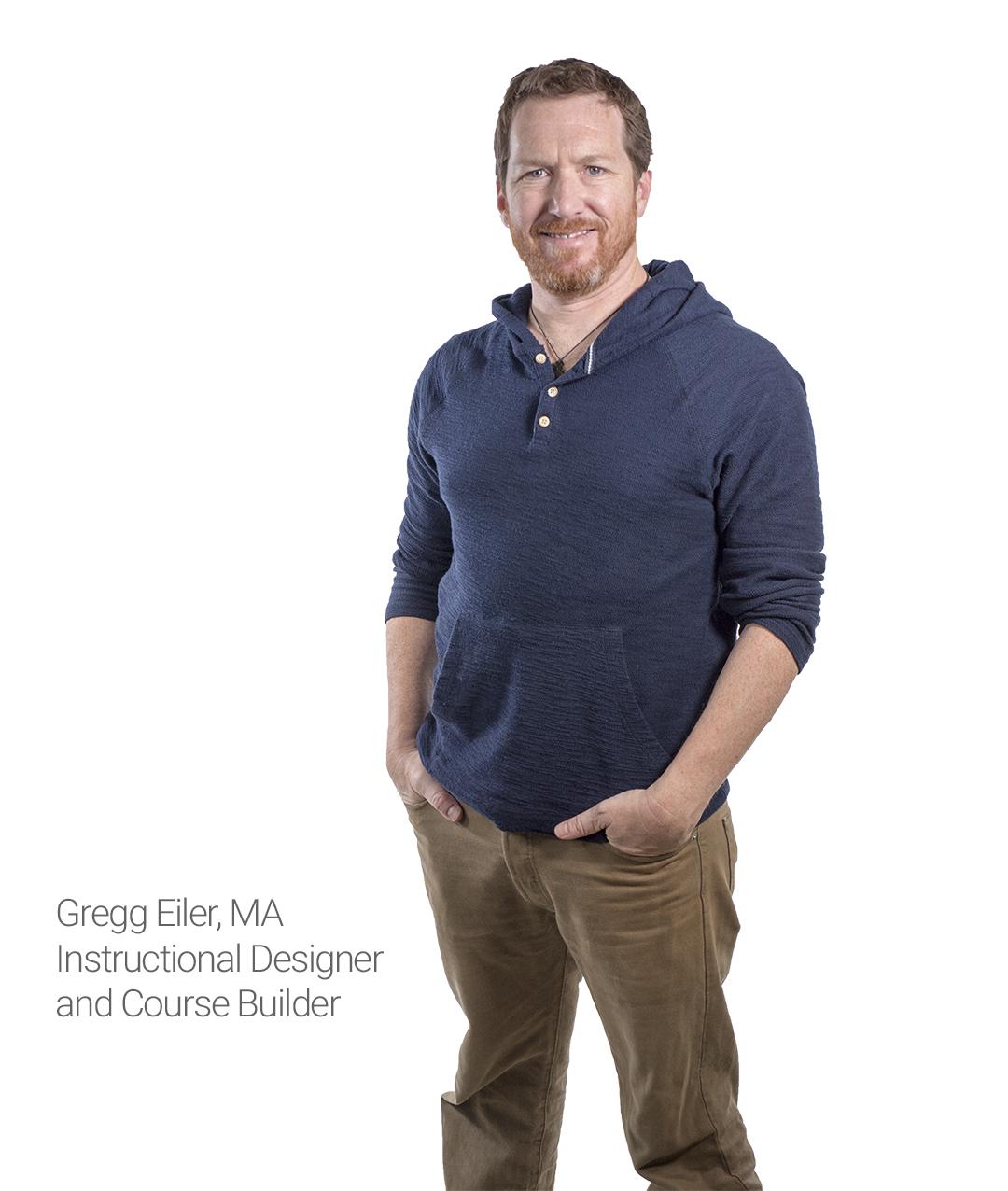 Gregg Eiler, Master Course Builder