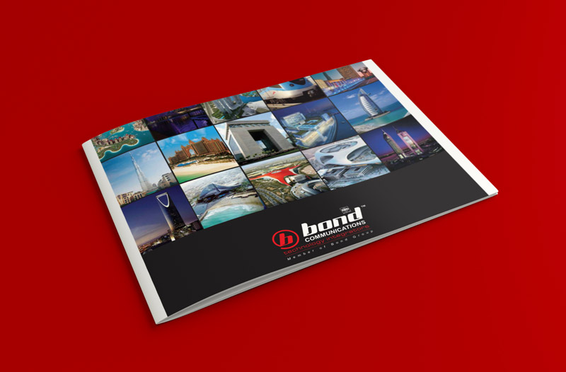 bond communications brochure