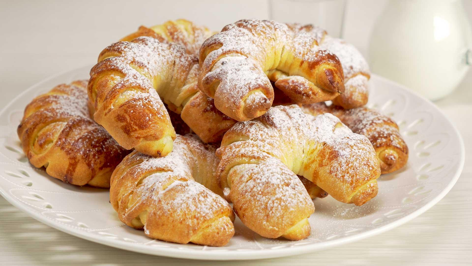 Вкусные булочки с творогом