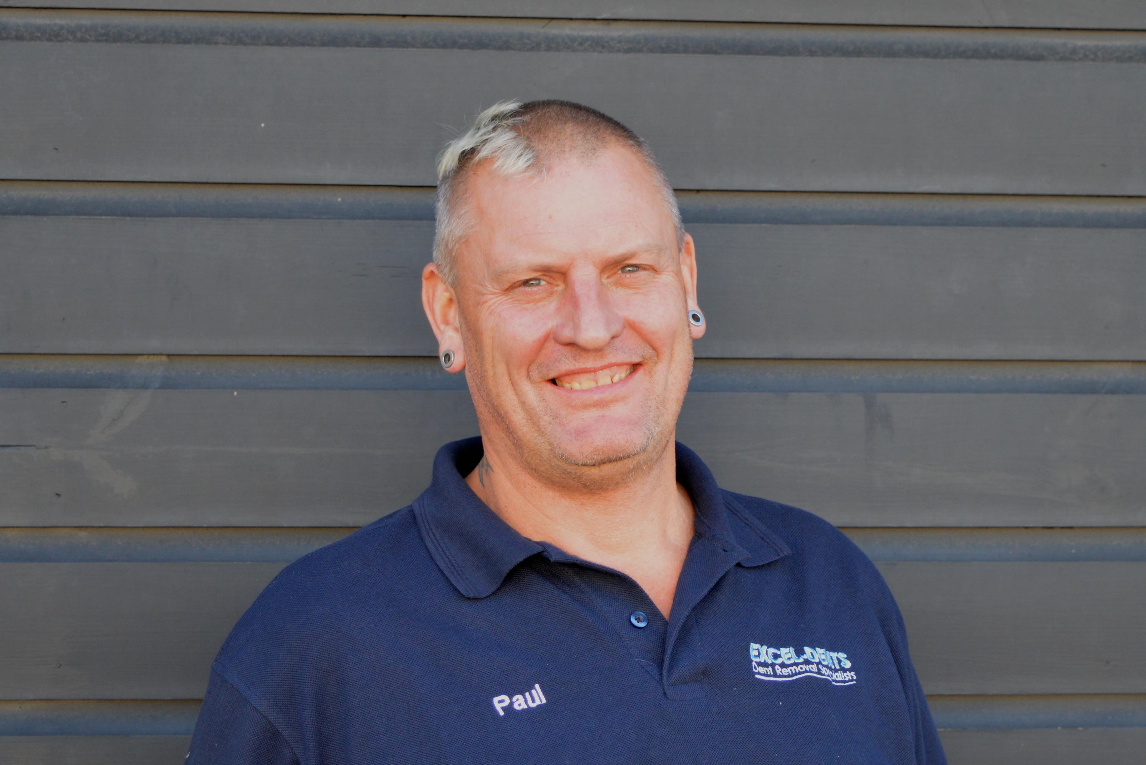 Paul Bidgway