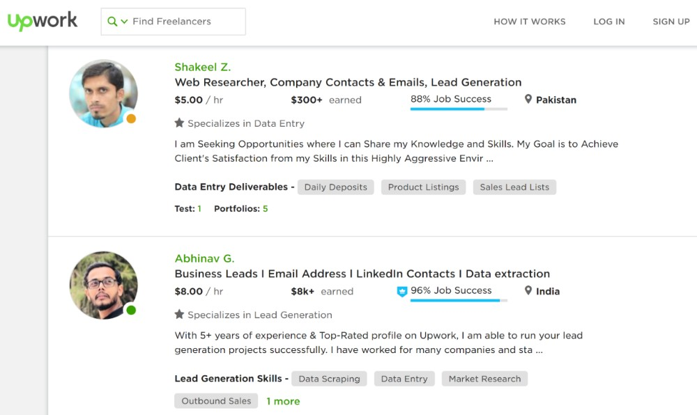 Cold Email Campaigns | Send personalised emails at scale | Blog