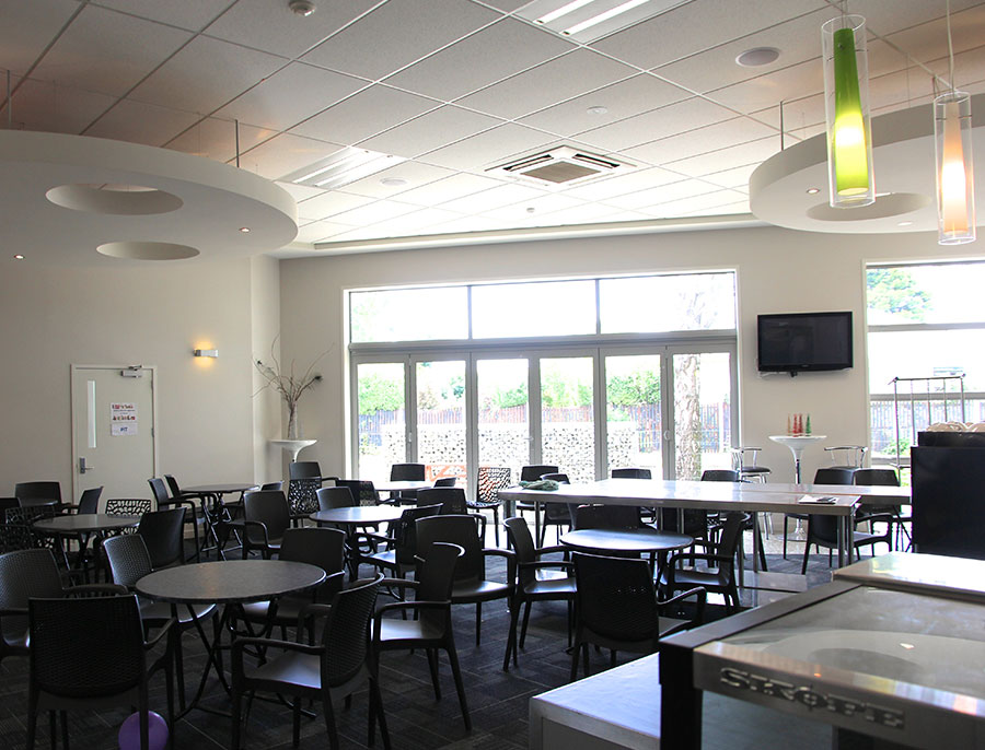 The Cafe (large space for hire)
