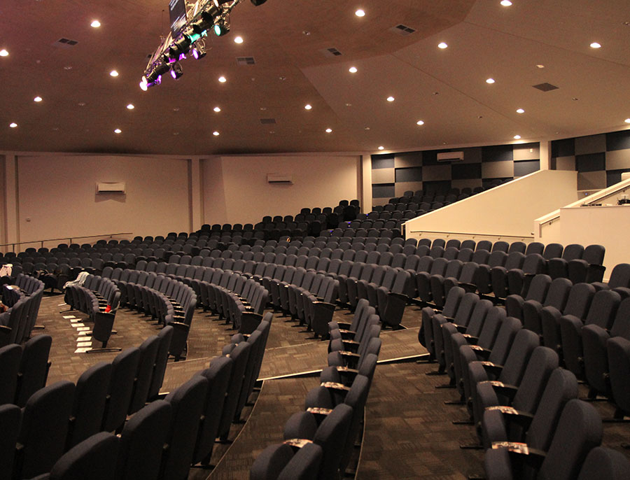Auditorium (large space for hire)
