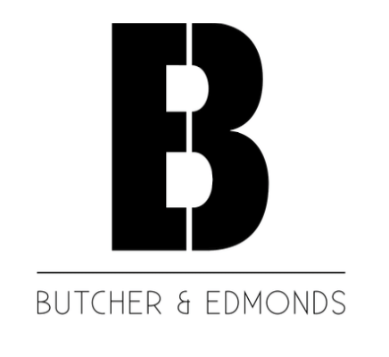 Butcher and Edmonds Logo