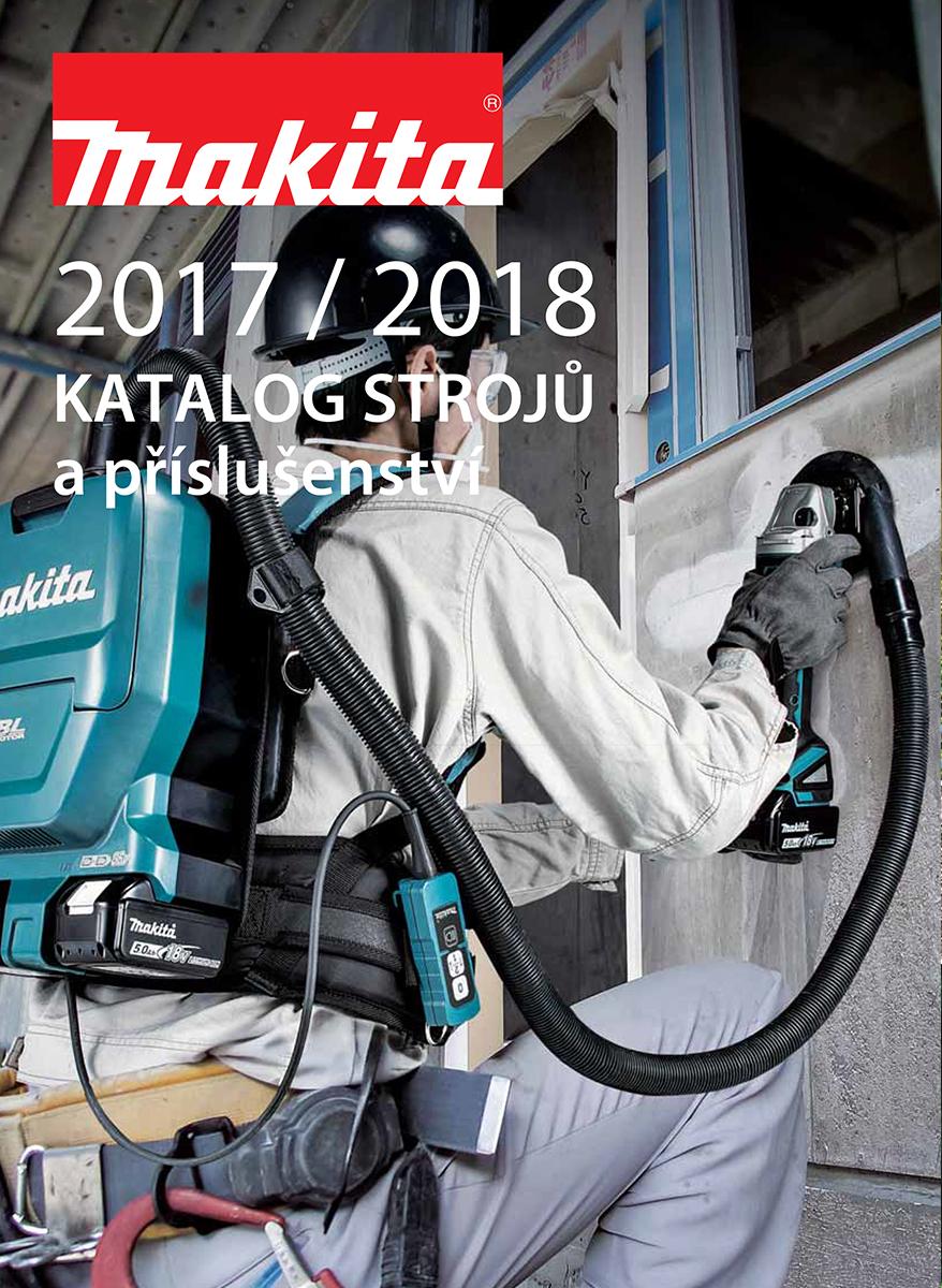 Katalog strojů a příslušenství 2017/2018
