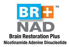 BR+NAD Brain Restoration Plus logo