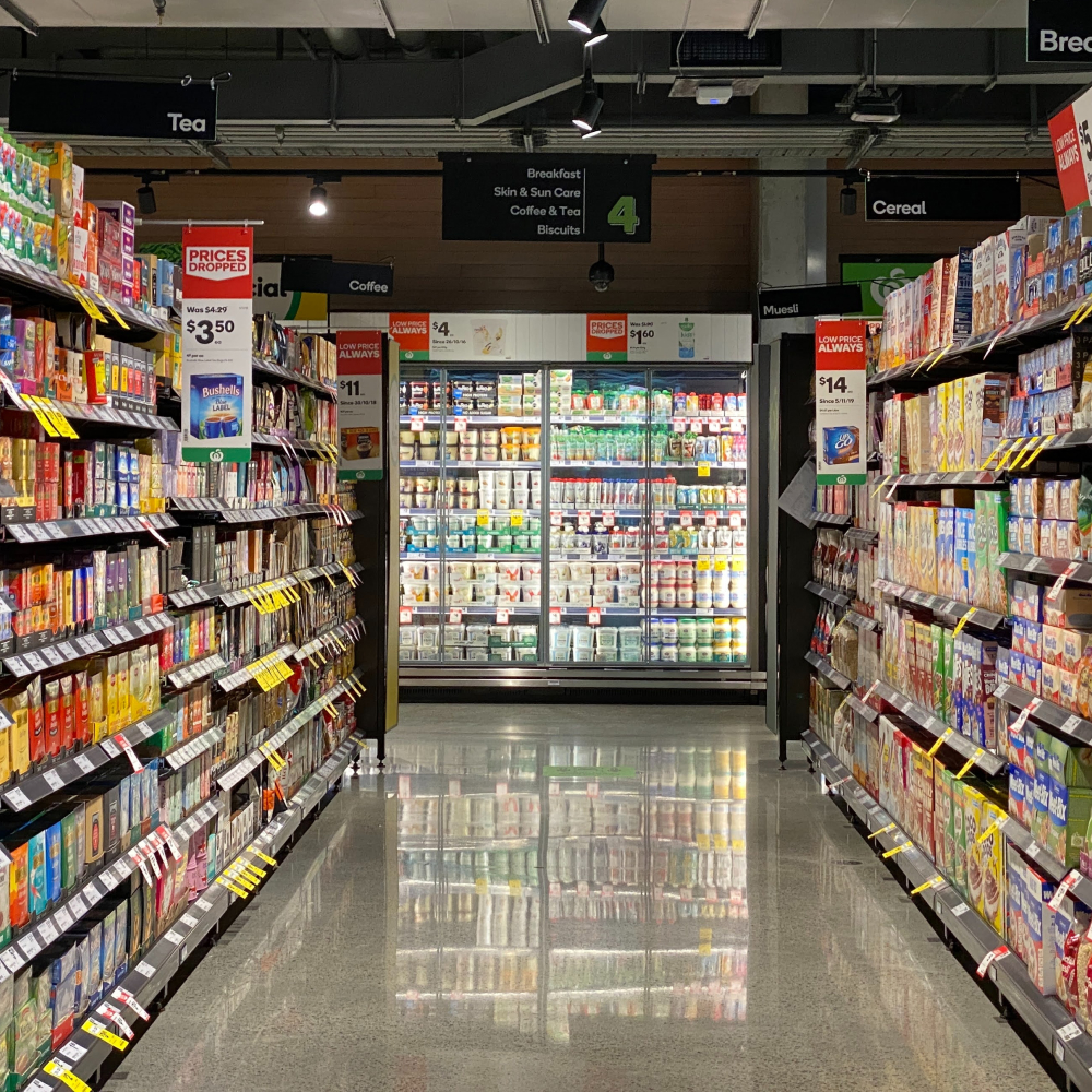 Innovation Survey of the FMCG industry, Food & Beverage report