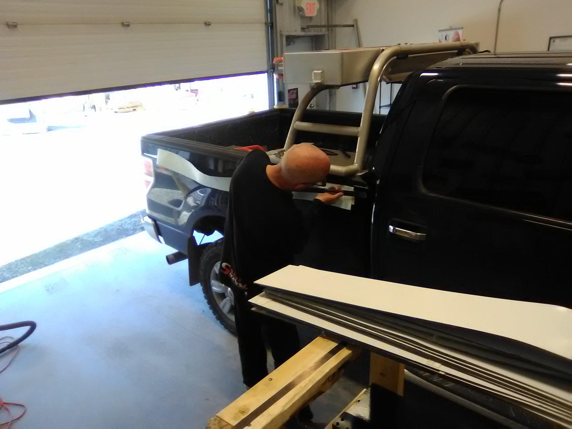 Vehicle Decals for Flash Pilot Car & Hot Shot Fleet.