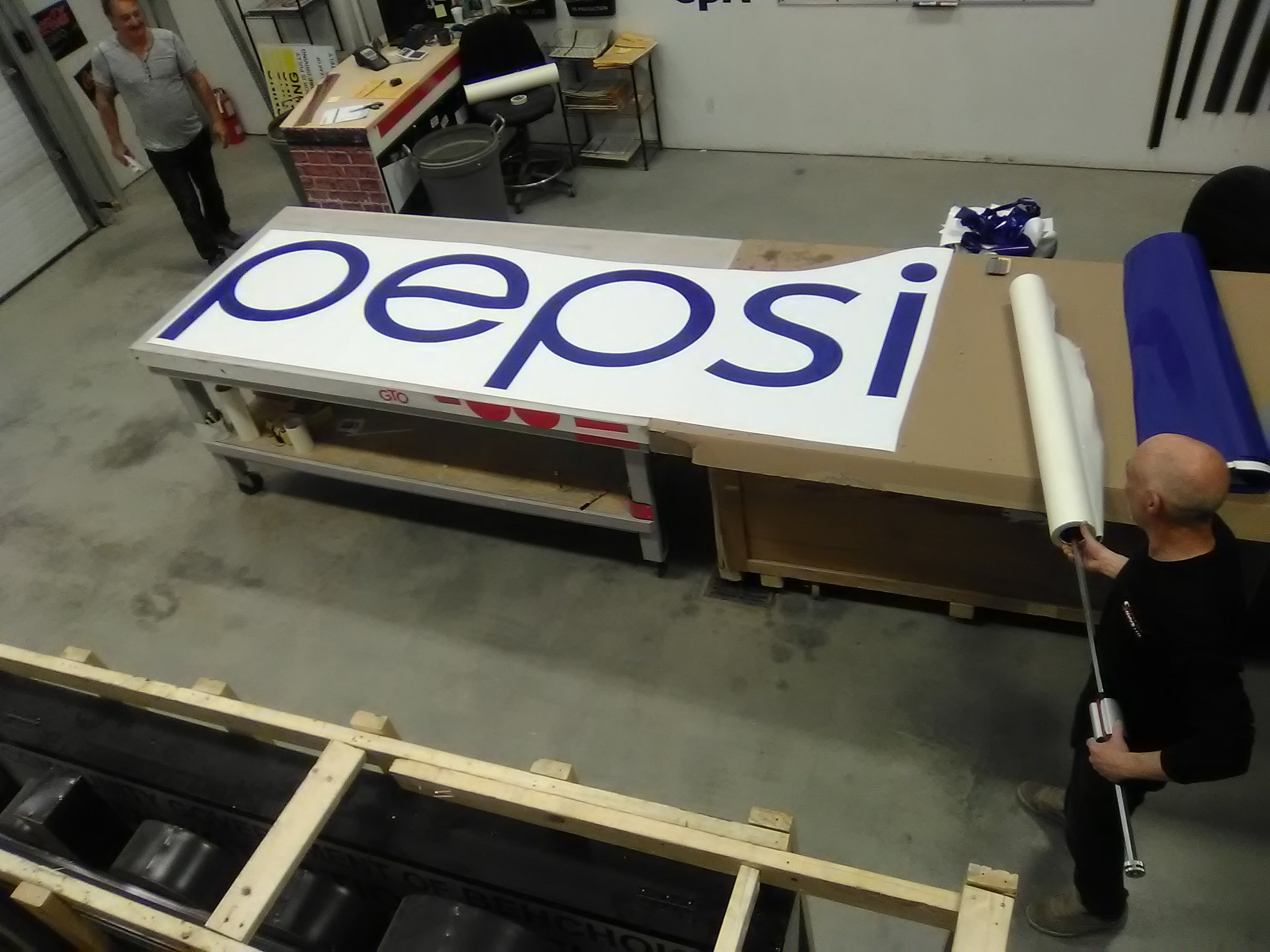 Pepsi Beverages Commercials Banners
