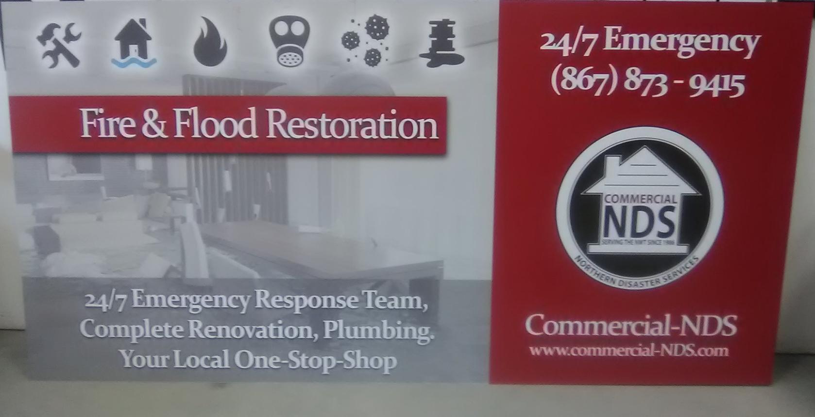 Exterior Signage Advertisement