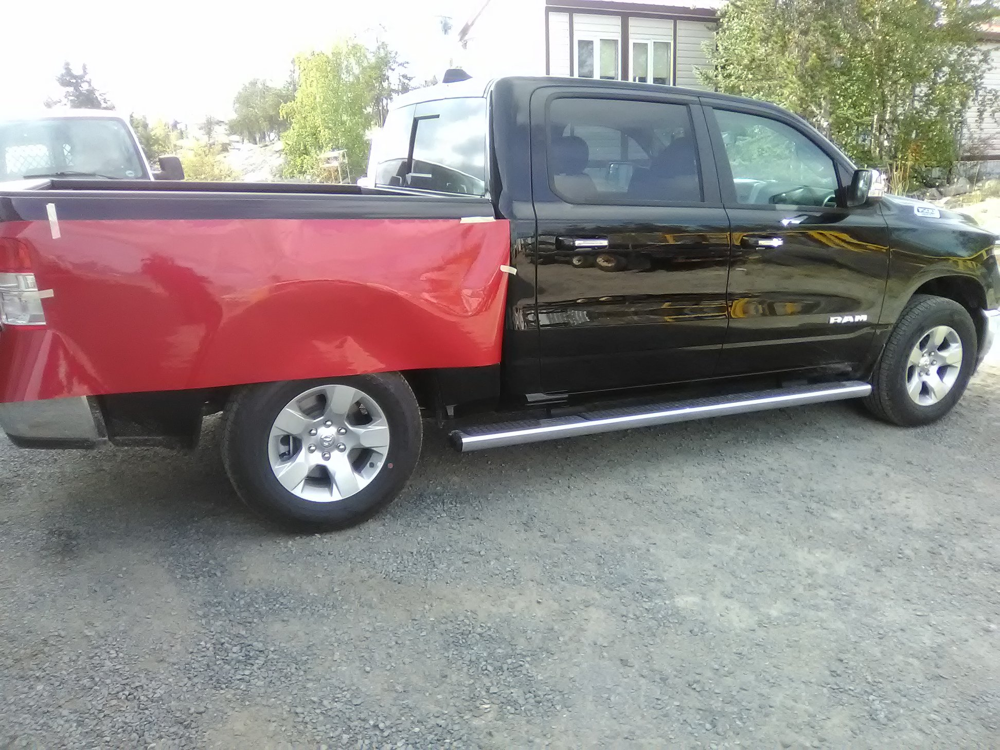 Personal Truck Decals
