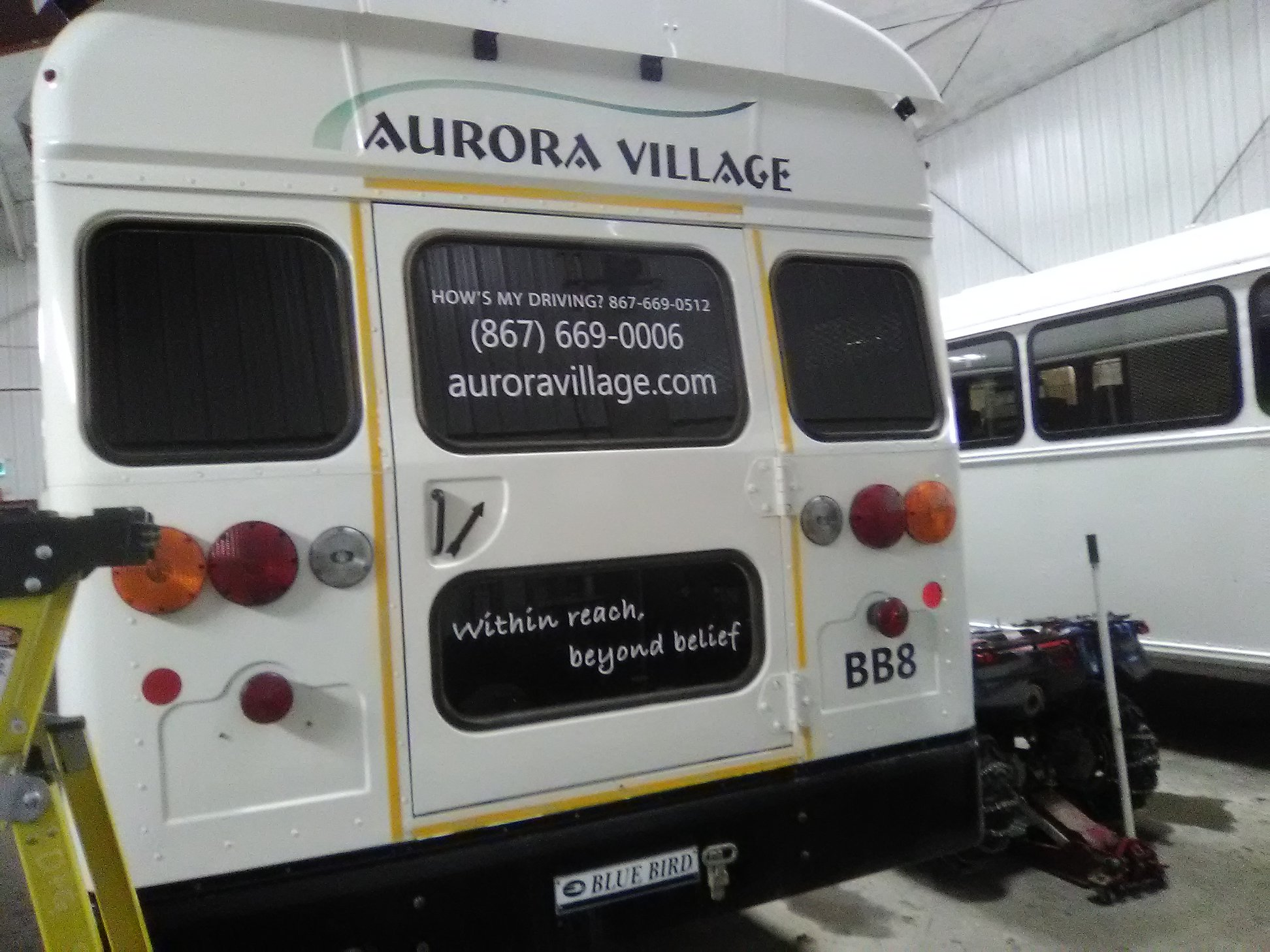 Aurora Village Commercial Fleet
