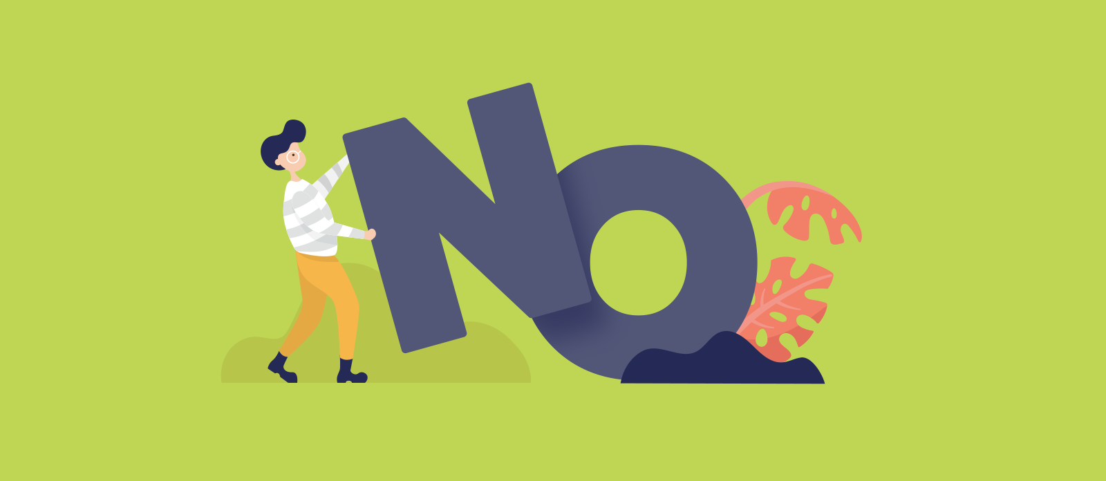 ways to say no nicely