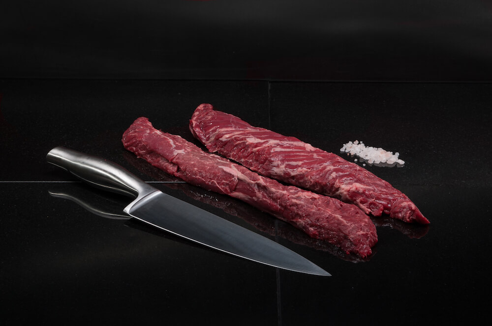 Beef Onglet (denuded)
