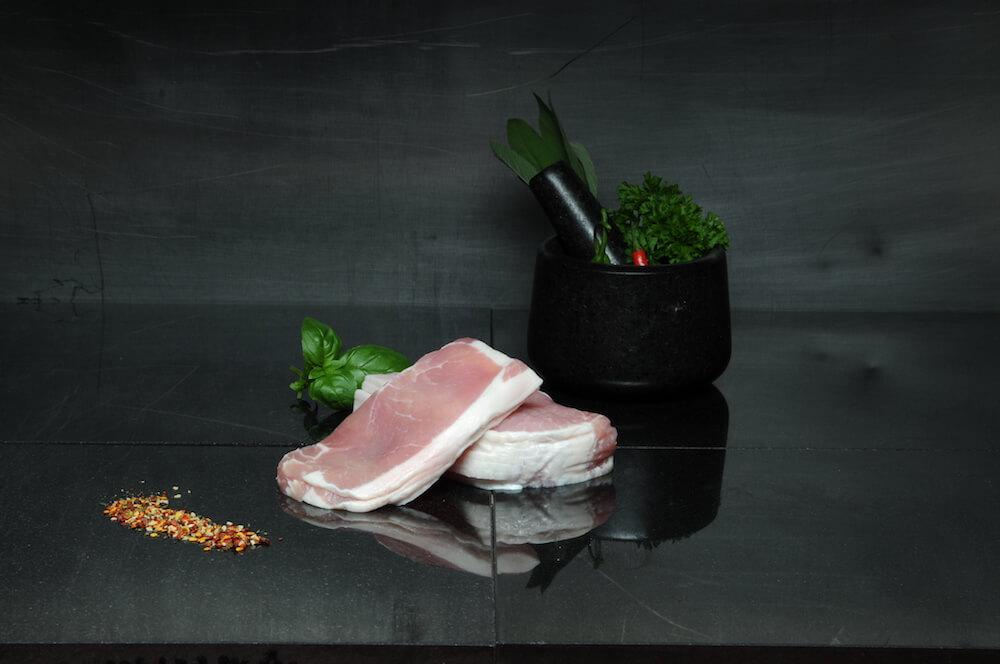 Green Back Bacon