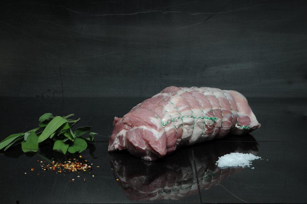 Boneless Pork Colar