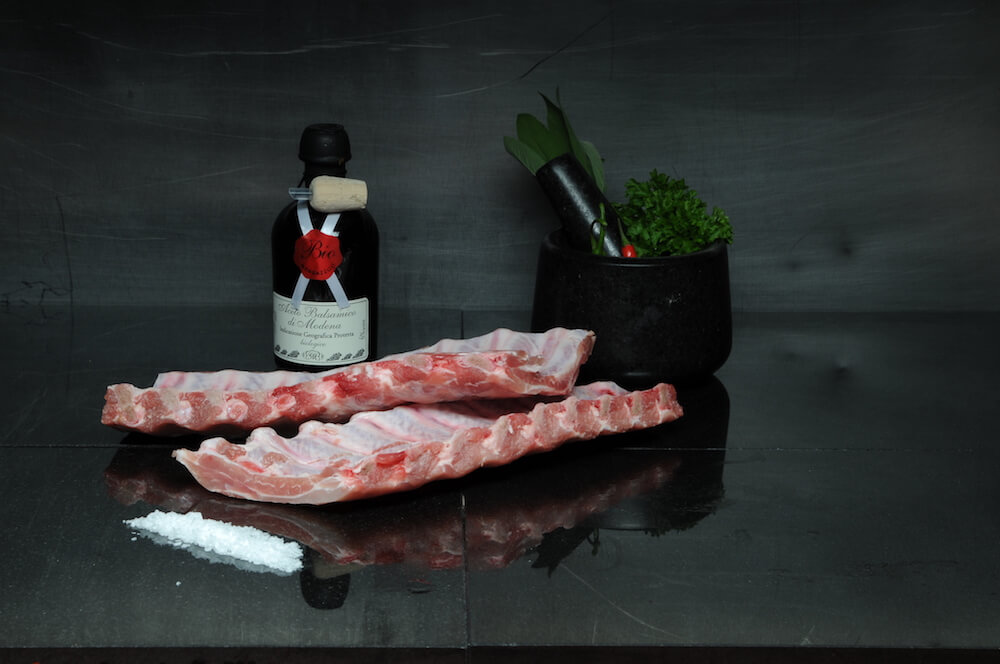 Meaty Spare Ribs