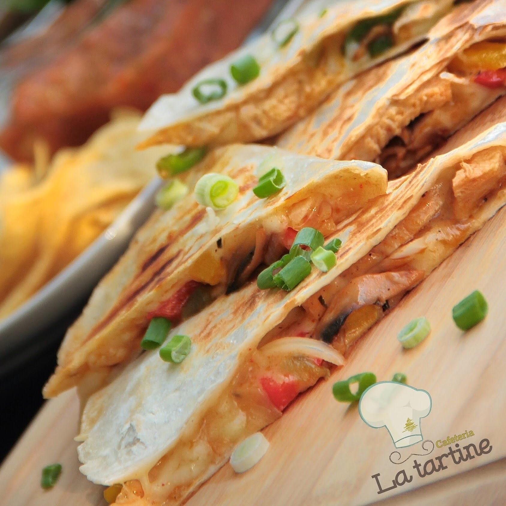 Click to visit La Tartine Facebook