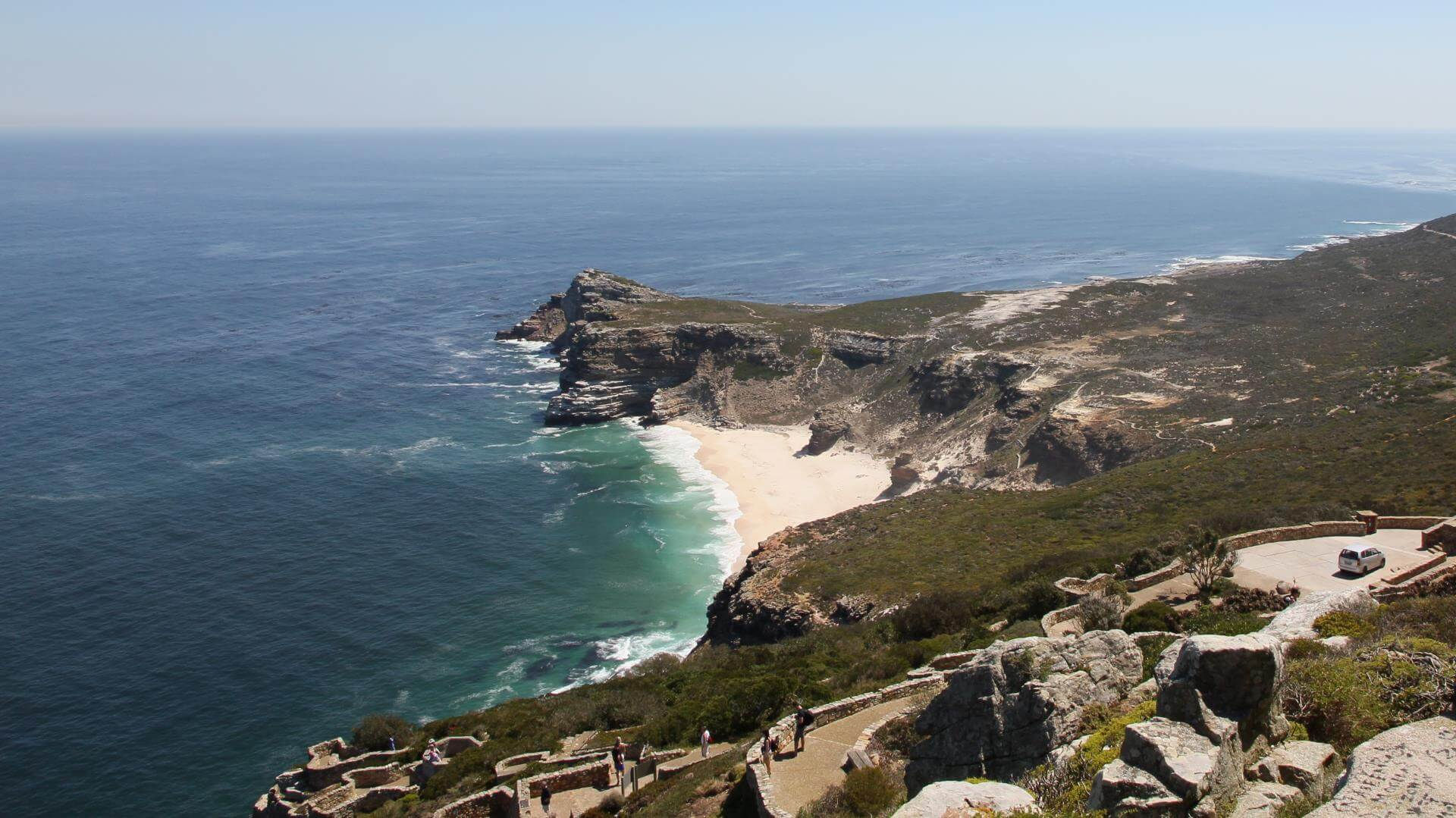 Cape Of Good Hopes during summer, South Africa