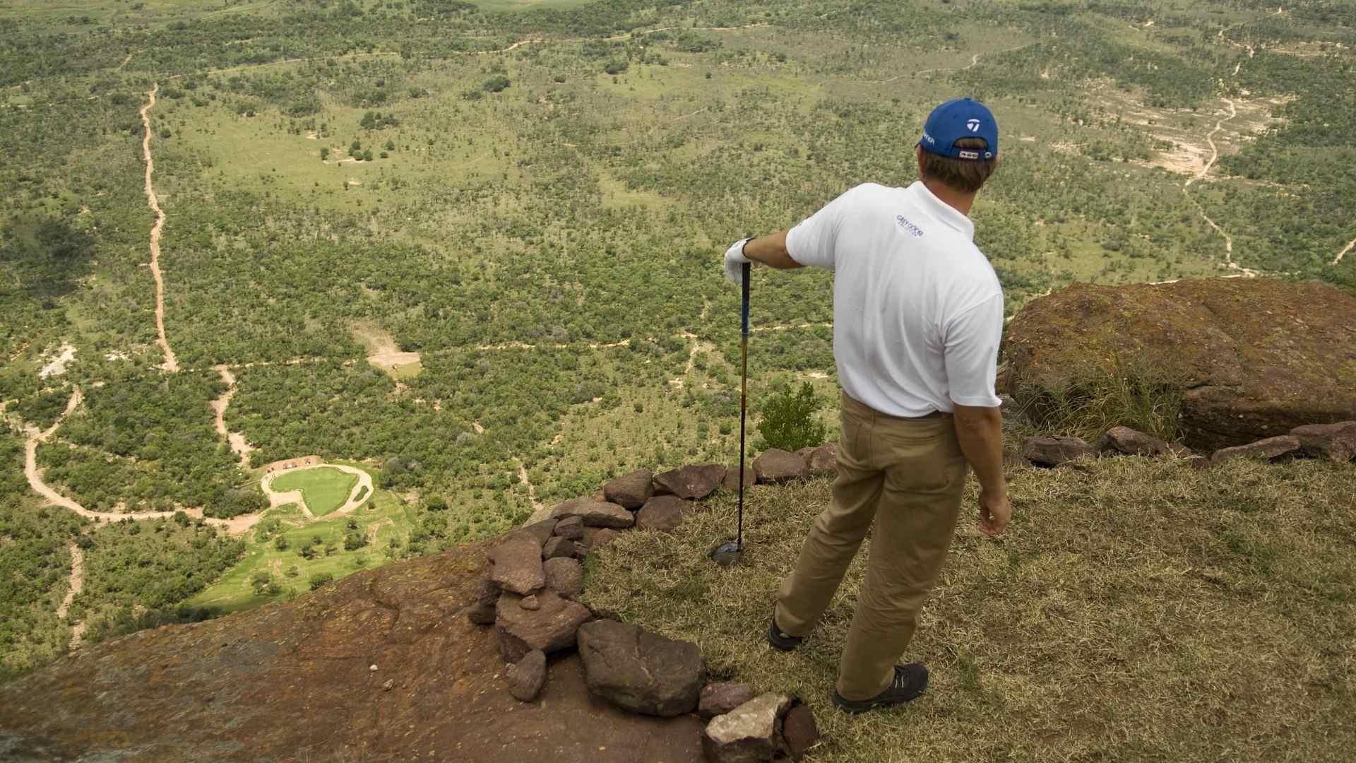 Golf-Legenden, Kruger National Park und das Kap der guten Hoffnung