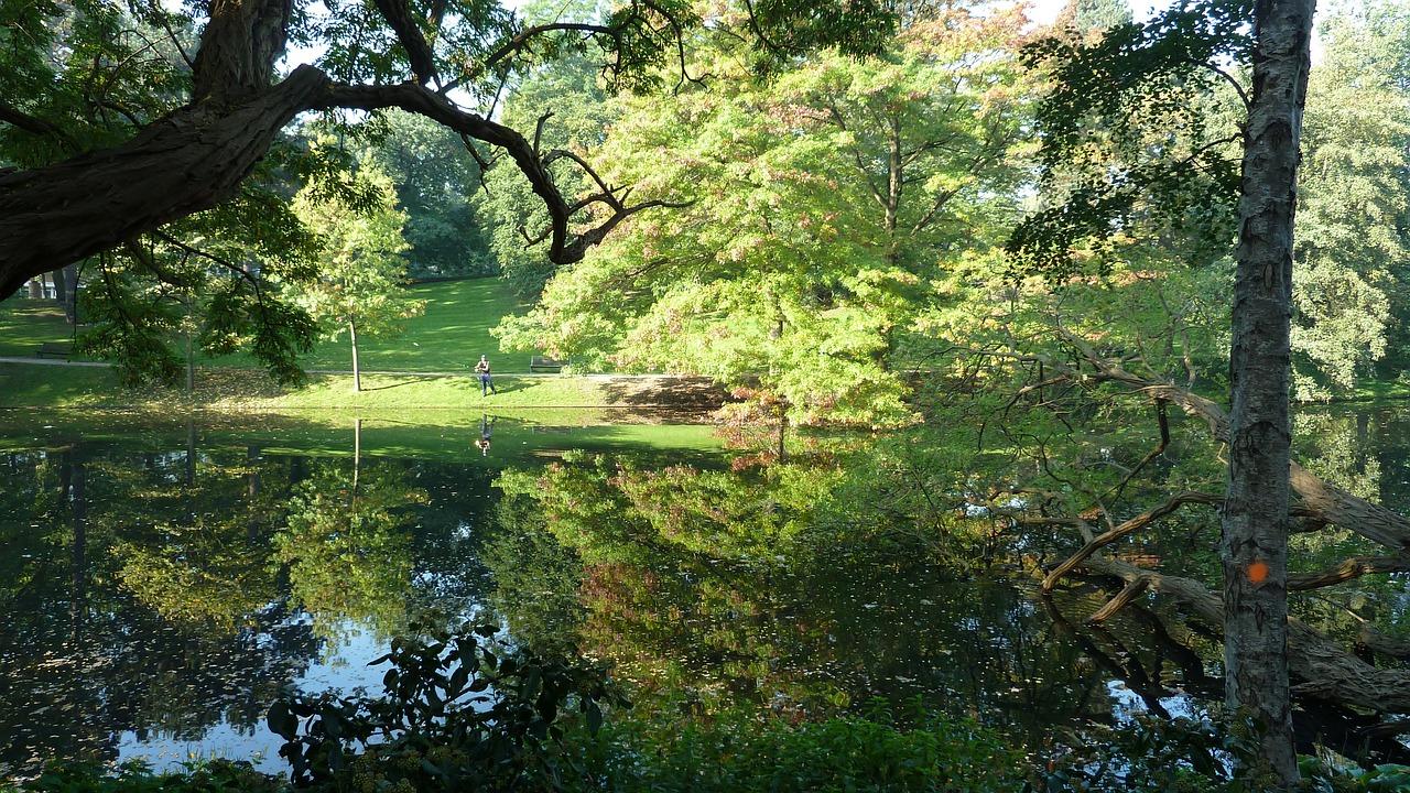 Bremen im Park