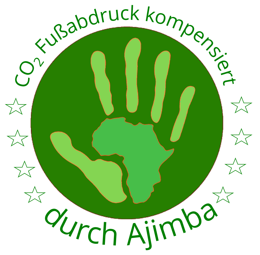 Ajimba CO2 Logo