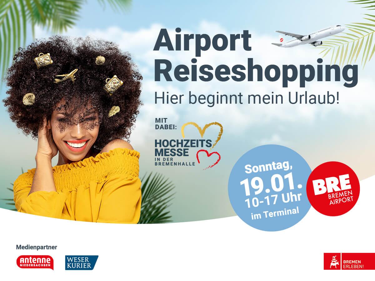 Airport Reiseshopping Bremen