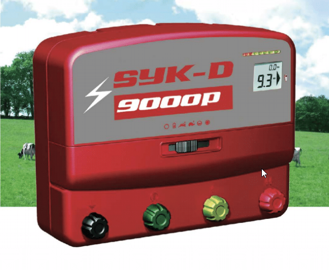 Dual Power Energizer D9000P