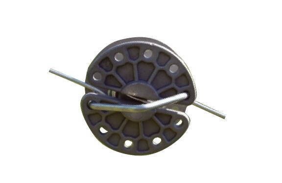 Wheel In-line Strainer - Aluminum