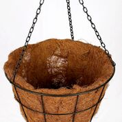 Grower hanging basket 12""